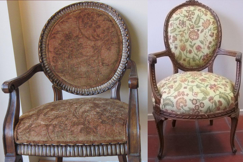 Full Chair upholstery Van Nuys California